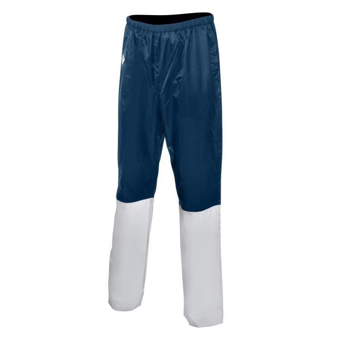 R-FLECT Pantalon de Pluie Waterproof Hautement Rétro-réfléchissant