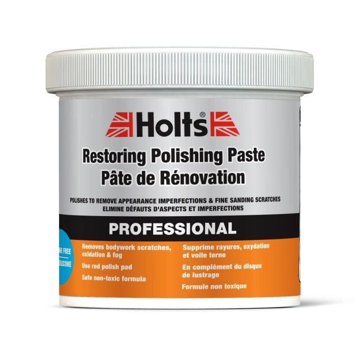 HOLTS Pâte de rénovation - Polissage lustrage professionnel - 1 L