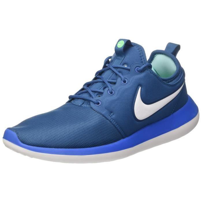 mieux aimé ea888 40740 Nike Deux Roshe Chaussures de course pour homme 3F1NT3 Taille-44 1-2