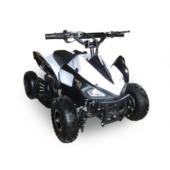 QUAD - KART - BUGGY Quad électrique PRESTIGE 800w pour enfant. Puissan