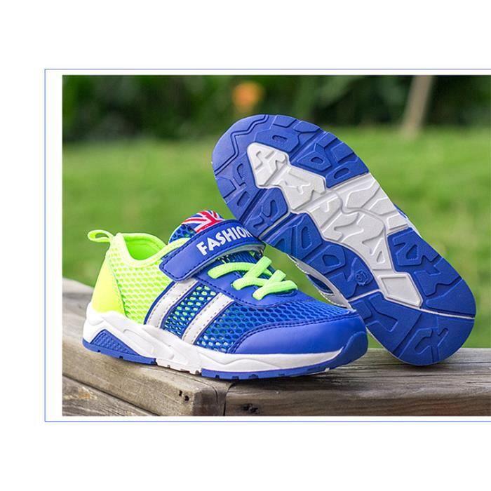 basket chaussures de sport en maille pour enfant OXxA7iNkRW