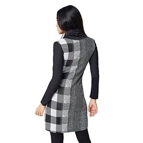 robe fourreau imprimée anita dongre pour femme 1ATL1N Taille-42