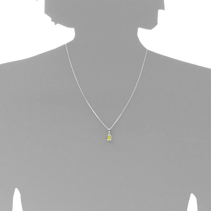 5450200028401 - Pendentif Femme - Argent 925-1000 - Oxyde De Zirconium HQ9Z7