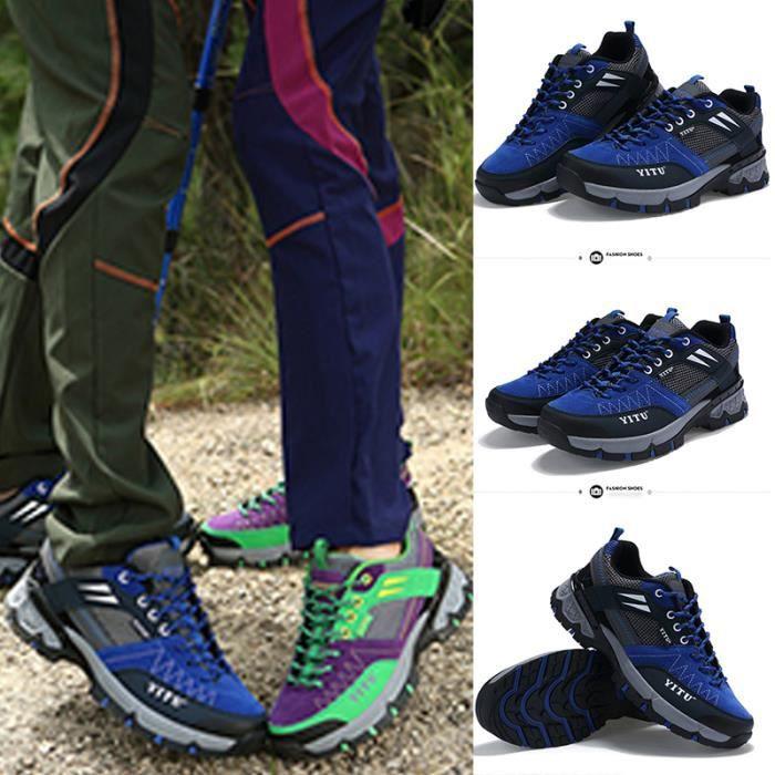 Homme Espadrille Antidérapage résistance Au Frottement Grande Taille Chaussures Multisport Chaussures de marche Unisexe