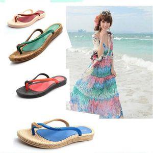 Tong femme Haut qualité Chaussures pour Femmes Nouvelle mode Poids Léger Tongue Plus De Couleur chaussure de m dssx010noir39 YkIlL