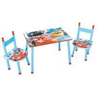 cars ensemble table + 2 chaises - achat / vente petit rangement