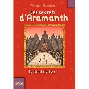 Livre 9 -12 ANS Les secrets d'Aramanth