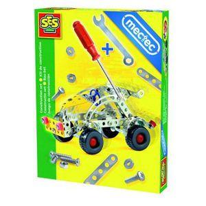 SES CREATIVE MECTEC Kit de construction voiture