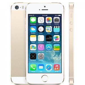 TELEPHONE PORTABLE RECONDITIONNÉ IPHONE 5 S 32GO OR TOP QUALITE