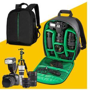SAC PHOTO 1PC Camera Bag Backpack Case DSLR étanche pour Can