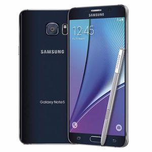 SMARTPHONE Noir pour Samsung Galaxy Note 5 N920P 32GB occasio