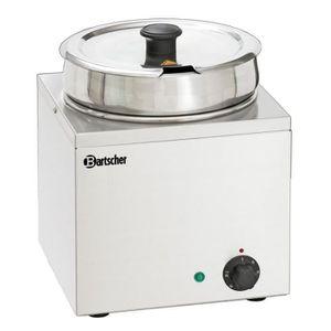MACHINE A BAIN-MARIE Bain-marie électrique Hotpot 6.5 L - 1 pot