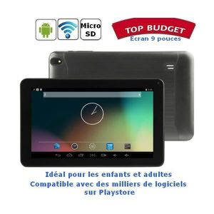 TABLETTE TACTILE Tablette-PDA Tactile 9 pouces Android 4 Wifi (SD70