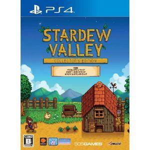 JEU PS4 Oizumi Amuzio Stardew Valley Collector's Edition S