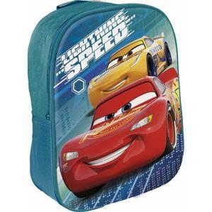 SAC À DOS Sac à dos Cars Disney enfant star bleu GUIZMAX
