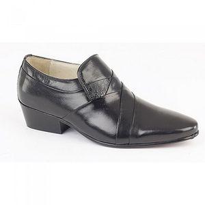 MOCASSIN Montecatini - Chaussures de ville en cuir à talon