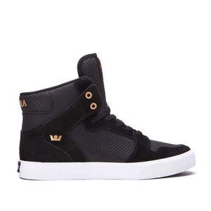 BASKET Chaussures SUPRA VAIDER black copper white