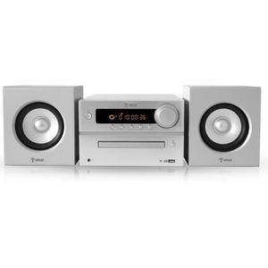 CHAINE HI-FI TOKAI MCS512 - Micro-chaîne HiFi Bluetooth - CD /