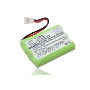 ÉCOUTE BÉBÉ batterie NI-MH 700mAh 3.6V pour PHILIPS Babyfon Ba