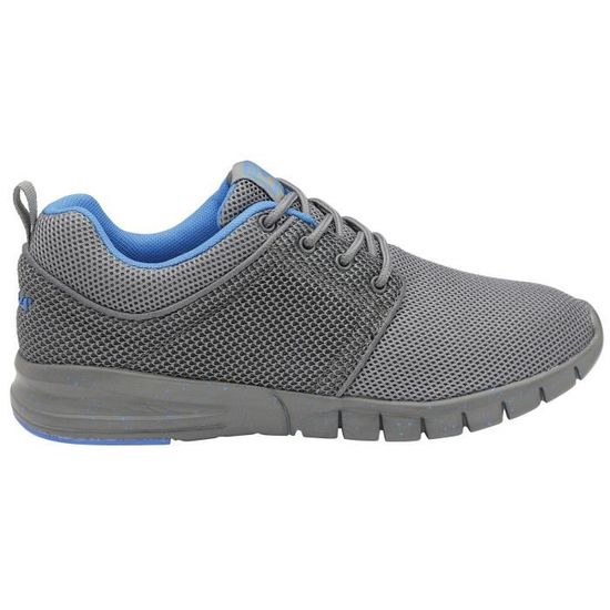 Gola Angelo gris - Chaussures Basket Homme