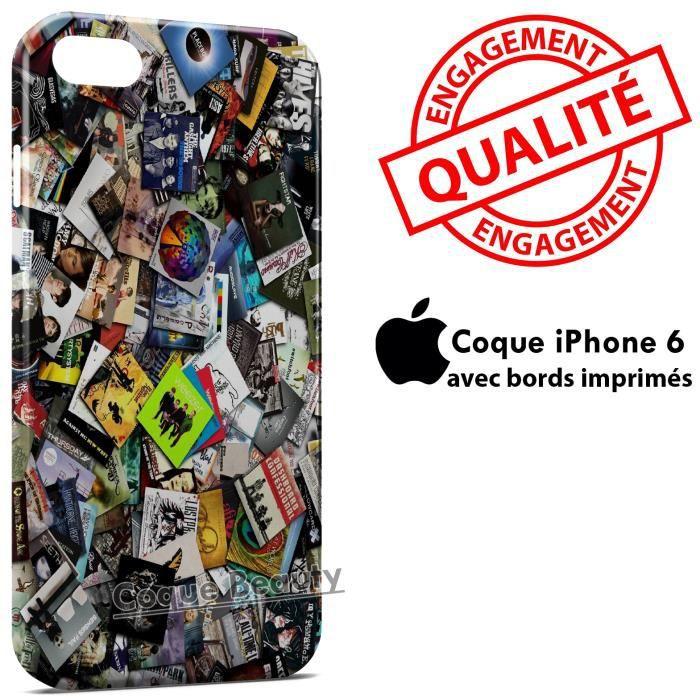 coque iphone 6 rock
