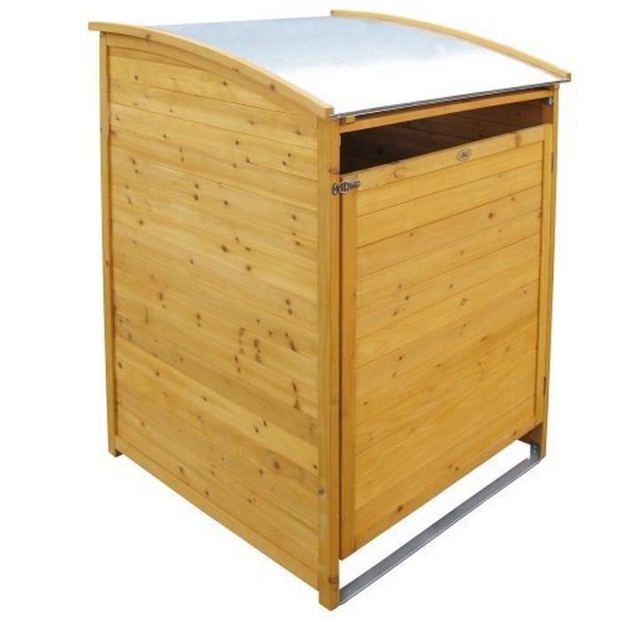 cache poubelle 240 l achat vente poubelle corbeille cache poubelle 240 l cdiscount. Black Bedroom Furniture Sets. Home Design Ideas