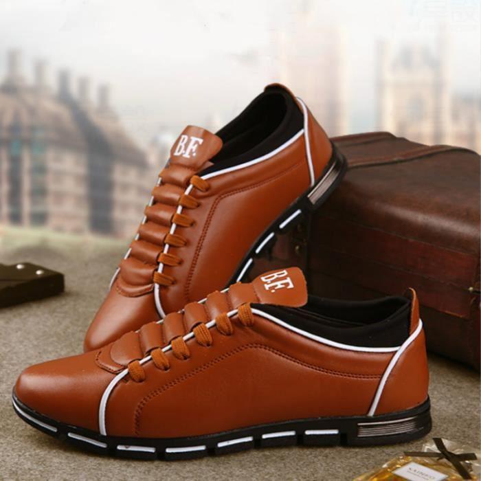 Basket Chaussures de sport pour hommes Chaussures de course légère TlBHzkG68B