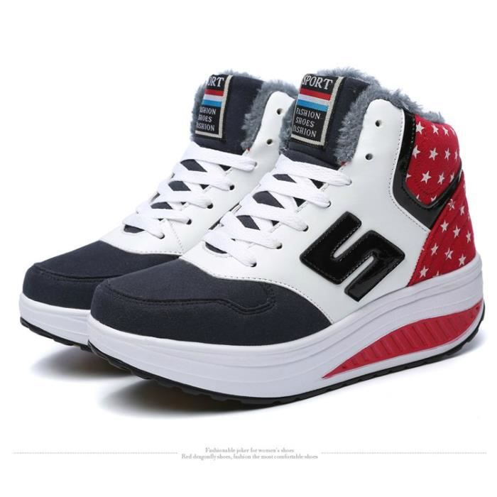 Sneakers chaussures femme chaussure femme hiver
