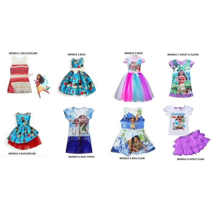 44a06a7656b35 Robe de princesse fille 3 ans - Achat / Vente pas cher