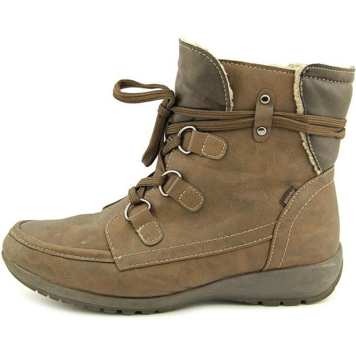 Kona Lace-up Hiker Winter Boots SRF05 Taille-39 1-2