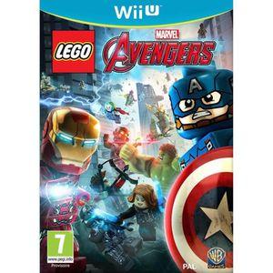 JEU WII U LEGO Marvel's Avengers Jeu Wii U