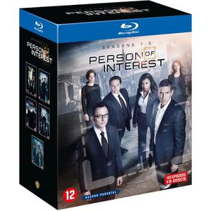 Person of Interest - Saisons 1 ? 5 - En Blu-ray