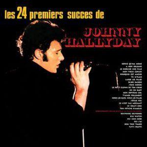 CD VARIÉTÉ FRANÇAISE Les 24 premiers succès de Johnny Hallyday
