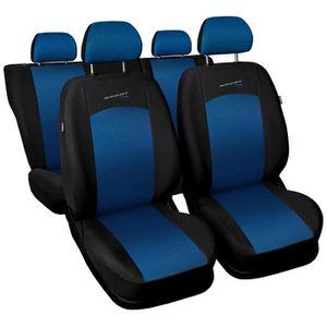 Housse De Siège pour Nissan Juke Sportline Bleu Tissu de revetement-airmesh  avec mousse set complet 7c7a45ec73bd