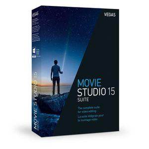 MULTIMÉDIA MAGIX VEGAS Movie Studio 15 Suite