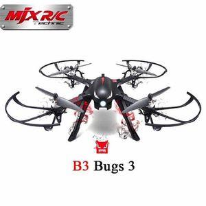 DRONE Quadricoptère RTF de MJX B3 Bugs 3 rouleau indépen
