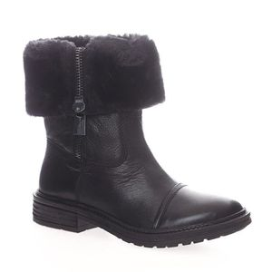 BOTTINE Loutre - Boots - denim noir