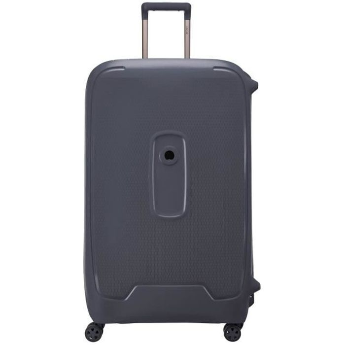 VALISE - BAGAGE Delsey - Valise rigide 82cm Moncey 4 doubles roues
