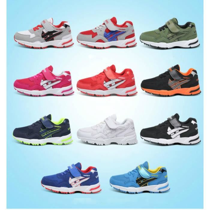 Baskets enfants chaussures de course chaussures enfants