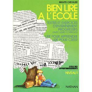 Bien Lire A L Ecole Ce2 Cm1 Niveau 1 Livre De Achat