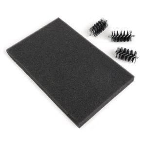 SIZZIX Rouleaux de Remplacement pour brossette et matelas Support en mousse