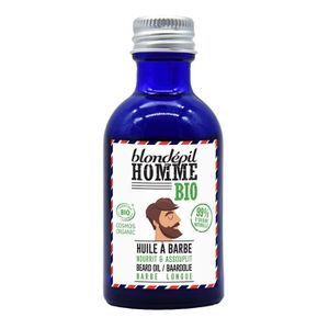 SOIN AVANT RASAGE BLONDEPIL Huile à barbe homme - 50 ml