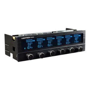 VENTILATION  Lamptron FC5 V3 Commande de la vitesse du ventilat