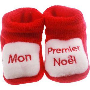 bcc1a046d6014 Chaussons bebe noel - Achat   Vente pas cher