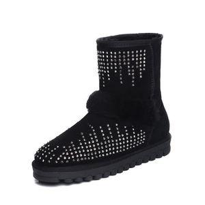 de les bottes d'hiver livraison neige de de chaude chaudes met e botte vente sur chaussures La des cheville classiques chaussures nqIf1x4tq