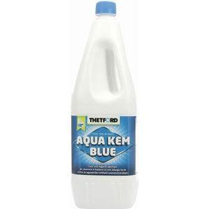 NETTOYAGE WC THETFORD Liquéfiant WC Chimique Aqua Kem bleu 2 Li