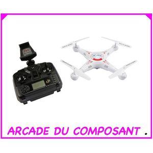 DRONE DRONE QUADRICOPTERE AVEC CAMERA WIFI