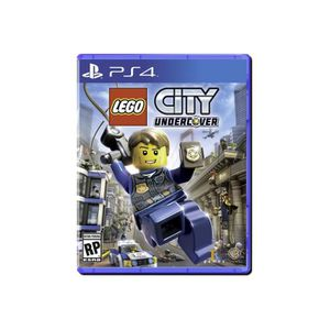 JEU PS4 LEGO City Undercover PlayStation 4 allemand