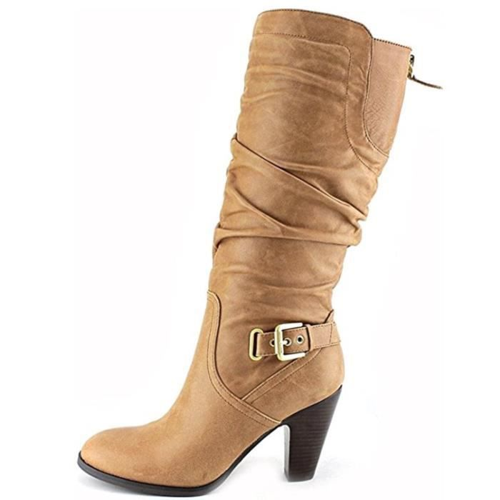 Bottes Guess Marron taille 39