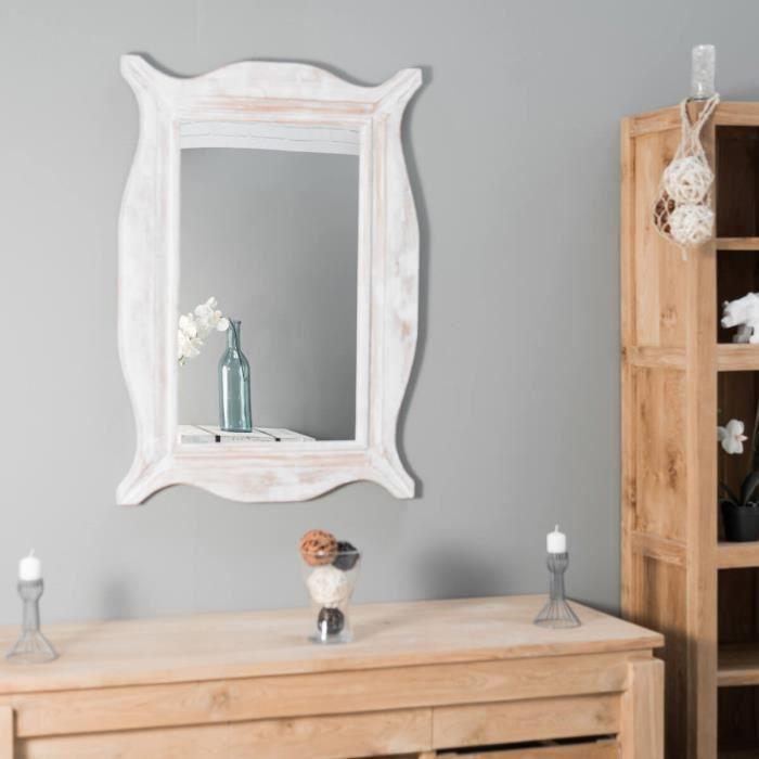 miroir romantique achat vente miroir romantique pas cher soldes d s le 10 janvier cdiscount